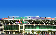 Fedex Field - Attractions/Entertainment - 1600 Fedex Way, Landover, MD, 20785