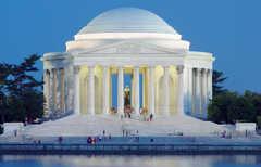 Jefferson Memorial - Tourist Spots -