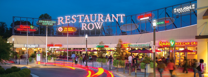 Boulevard At The Capital Center - Shopping, Attractions/Entertainment - 900 Capital Centre Boulevard, Upper Marlboro, MD, 20774