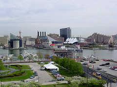 Inner Harbor - National Harbor - Inner Harbor, Baltimore, MD