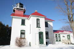 Grand Traverse Lighthouse - Ceremony - N Lighthouse Point Rd, Northport, MI, 49670