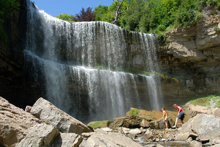 Webster's Falls - Ceremony Sites, Attractions/Entertainment - Fallsview Rd, Dundas, ON, L9H, CA