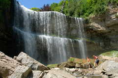 Webster's Falls - Ceremony - Fallsview Rd, Dundas, ON, L9H, CA