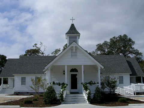 Corolla Chapel - Ceremony Sites - 1136 Corolla Village Rd, Currituck, NC, 27927, US