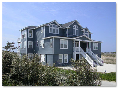 Beach Keen Beach House - Reception Sites - 504 Breakers Arch, Corolla, NC, 27927, US