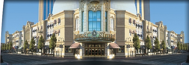 Silver Legacy Hotel - Hotels/Accommodations - Reno, NV, US