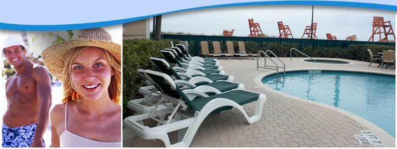 Quality Suites Oceanfront - Attractions/Entertainment, Hotels/Accommodations - 11 1st St N, Jacksonville Beach, F.L., 32250, US