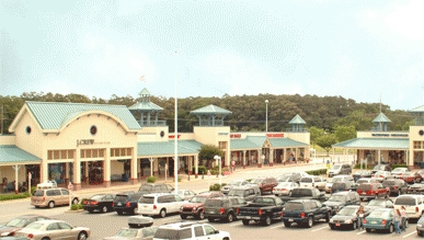 Tanger Outlet Center - Attractions/Entertainment, Shopping - 36470 Seaside Outlet Dr, Rehoboth Beach, DE, United States