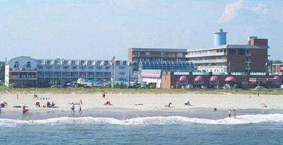 Cape May Grand - Hotels/Accommodations, Restaurants, Reception Sites - 1045 Beach Ave, Cape May, NJ, 08204, US