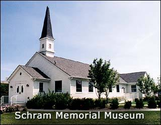 Schram Memorial Museum - Ceremony Sites, Ceremony & Reception - 1799 Patriot Blvd, Glenview, IL, 60026