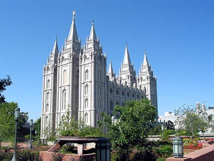Salt Lake City Temple - Ceremony Sites - SW Temple, Salt Lake City, UT, US