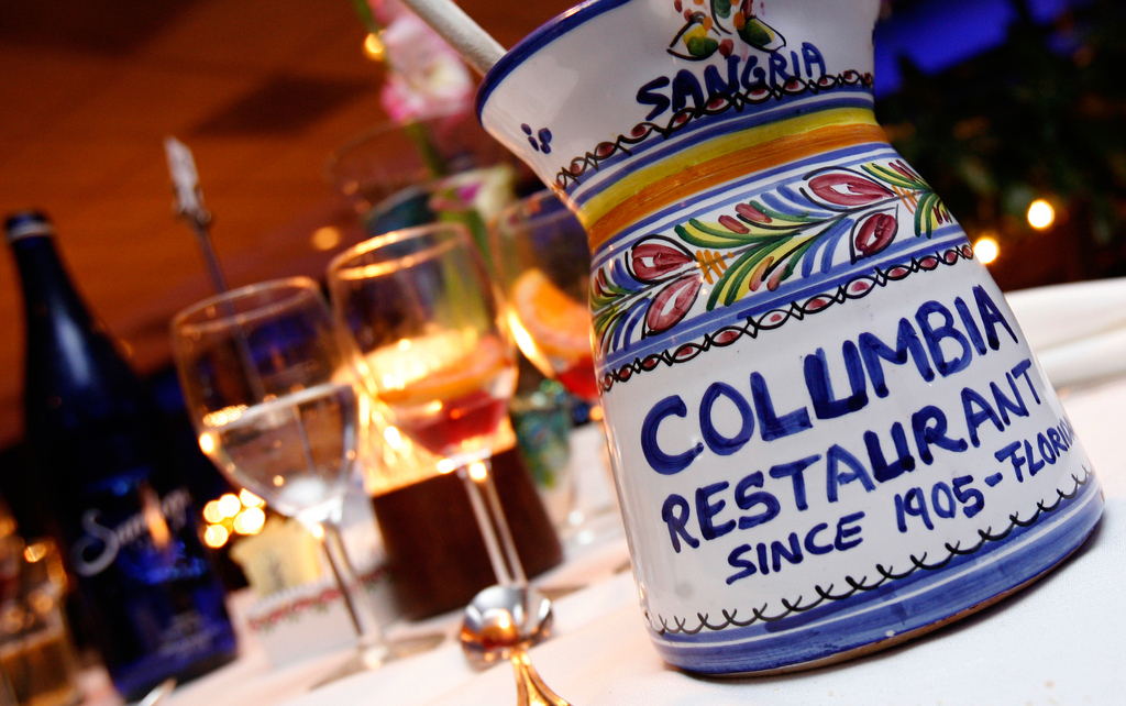Columbia Resturant - Reception Sites - 800 2nd Ave NE # 4001, Saint Petersburg, FL, United States