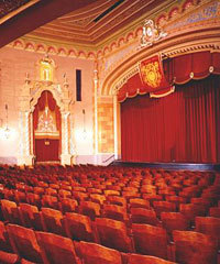 Frauenthal Performing Arts Center - Ceremony Sites, Reception Sites - 425 W Western Ave, Muskegon, MI, 49440
