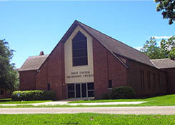 First United Methodist Church Of Groves - Ceremony Sites - 6501 Washington St, Groves, TX, United States