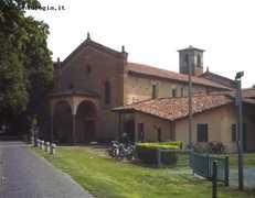 Mappa matrimonio Francesca e Luigi in Tribiano, Lombardia, Italy