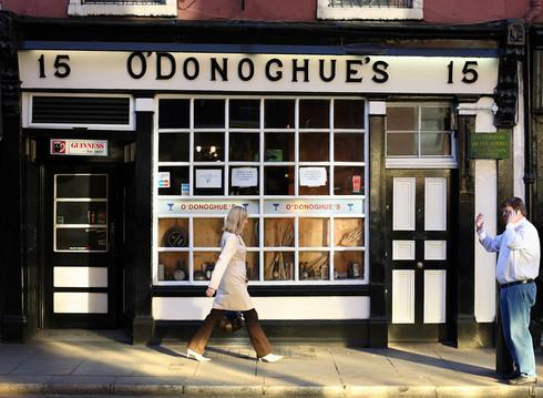 O'donoghues Pub - Bars/Nightife -