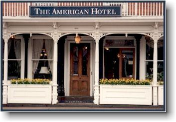American Hotel - Hotels/Accommodations, Restaurants, Bars/Nightife - 49 Main St, Sag Harbor, NY, United States