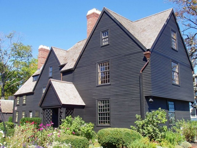 The House Of The Seven Gables - Attractions/Entertainment - 115 Derby Street, Salem, MA, United States