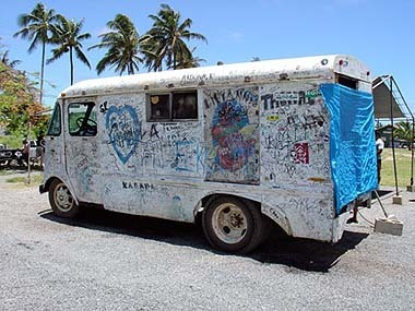 Giovanni's Aloha Shrimp Truck - Restaurants, Attractions/Entertainment - 59-565 Kamehameha Hwy, Kahuku, HI, United States