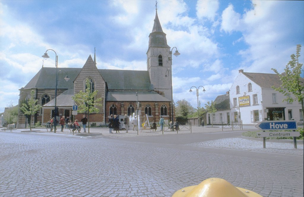Kerkelijke Plechtigheid - Sint-antoniuskerk - 15.30u - Ceremony Sites - Edegem, Vlaams Gewest, BE