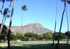 Diamond Head Crater Park - Attraction - Diamond Head Road, Honolulu, HI, United States