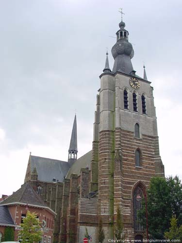 Olv Kerk In Aarschot - Ceremony Sites -