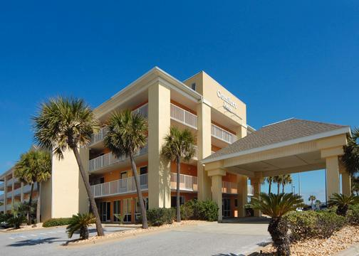 Comfort Inn Pensacola Beach - Hotels/Accommodations - 40 Ft. Pickens Rd., Pensacola Beach, FL, United States