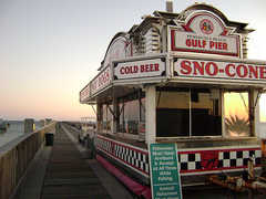 Pensacola Beach Gulf Pier - Attraction - 41 Fort Pickens Rd, Gulf Breeze, FL, United States