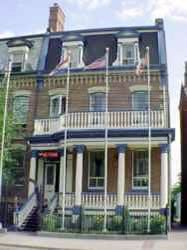 The Amsterdam Guesthouse - Hotels/Accommodations - 209 Carlton St, Toronto, ON, M5A, CA