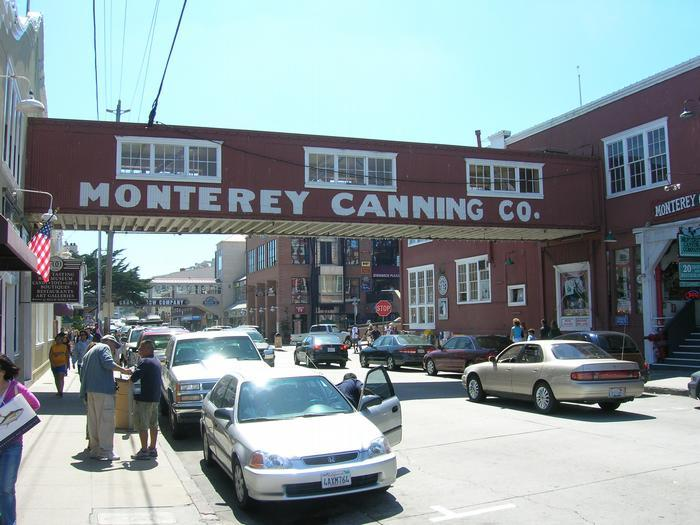 Cannery Row - Attractions/Entertainment, Shopping - Cannery Row, Monterey, CA, US