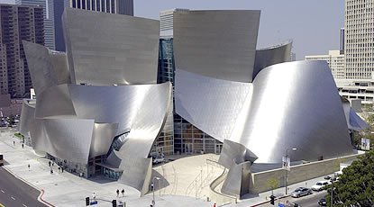 Center Of Music Center-performing Arts: Walt Disney Concert Hall - Attractions/Entertainment - 111 S Grand Ave, Los Angeles, CA, United States
