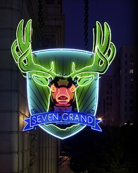 Seven Grand - Restaurants, Bars/Nightife - 515 West 7th Street, Los Angeles, CA, 90014