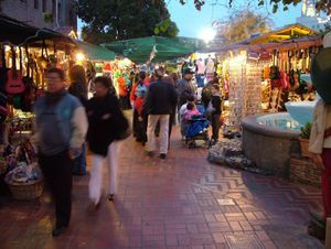 Olvera Street - Attractions/Entertainment - Olvera St, Los Angeles, CA, US