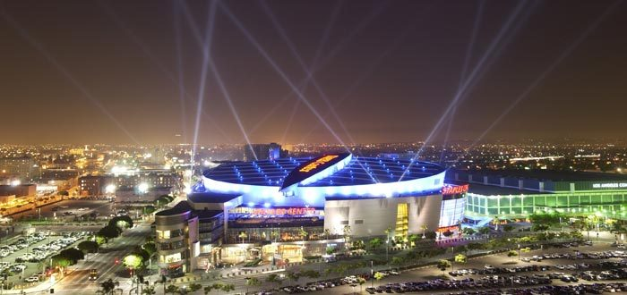 Staples Center - Attractions/Entertainment - 1111 S Figueroa St, Los Angeles, CA, United States