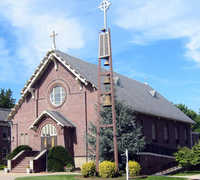 Our Lady Of Lourdes R.C. Church - Ceremony - 233 N Main St, Milltown, NJ, 08850, US