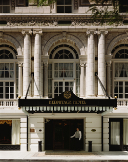 Hermitage Hotel Downtown - Hotels/Accommodations, Ceremony Sites, Reception Sites - 231 6th Ave N, Nashville, TN, USA