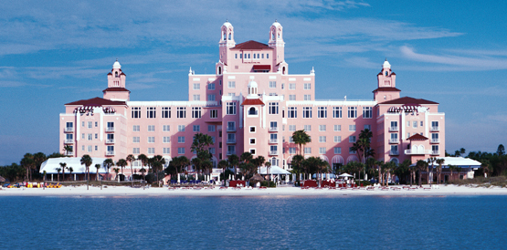 The Don Cesar - Ceremony Sites, Hotels/Accommodations, Reception Sites, Ceremony &amp; Reception - 3500 Gulf Blvd, St Pete Beach, FL, 33706