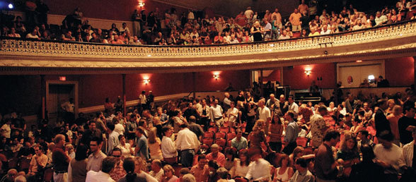Music Hall - Attractions/Entertainment - 28 Chestnut St, Portsmouth, NH, United States