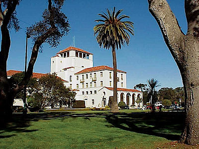 Club Del Monte At Monterey Naval Postgraduate School - Reception Sites, Ceremony & Reception, Ceremony Sites - 1 University Cir, Monterey, CA, 93943