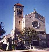 St Monica's Catholic Church - Ceremony - 725 California Ave, Santa Monica, CA, United States