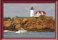 Nubble Lighthouse - Entertainment/Recreation - 181 Nubble Rd, Cape Neddick, ME, United States