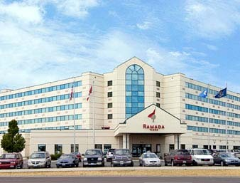 Ramada Plaza & Suites - Hotels/Accommodations, Reception Sites - 1635 42nd St S, Fargo, ND, 58103