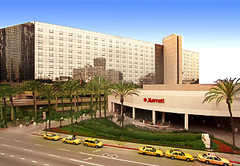 Los Angeles Marriott Downtown - Hotel - 333 S Figueroa St, Los Angeles, CA, 90071