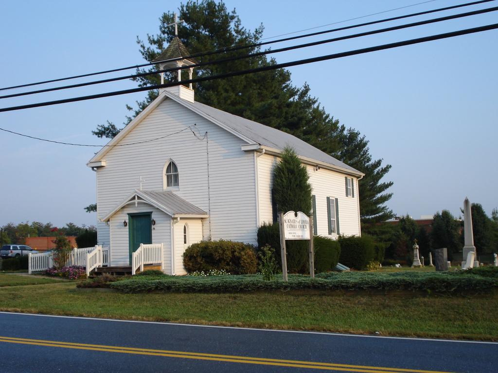 ... Sites - Urbana Church Rd, Frederick, MD, 21704, US - Wedding Mapper