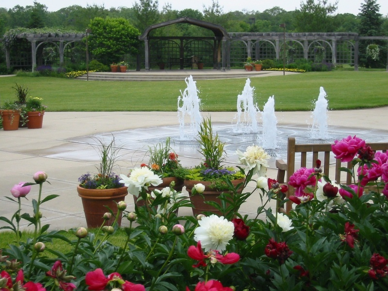 Klehm Arboretum &amp; Botanic Garden - Ceremony Sites, Attractions/Entertainment, Ceremony &amp; Reception - 2715 S Main St, Rockford, IL, 61102, US