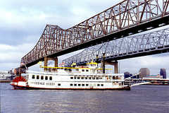 Creole Queen Paddlewheeler Cruise - Reception - 2 Canal St, New Orleans, LA, 70130, US