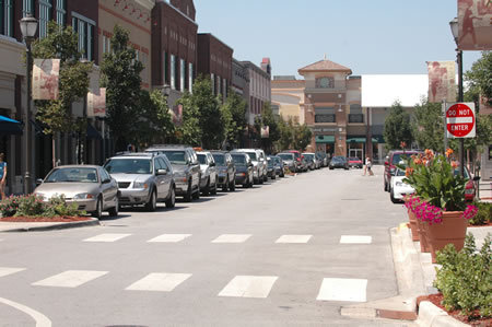 Zona Rosa - Shopping, Attractions/Entertainment, Restaurants - 8640 N Dixson Ave, Kansas City, MO, United States