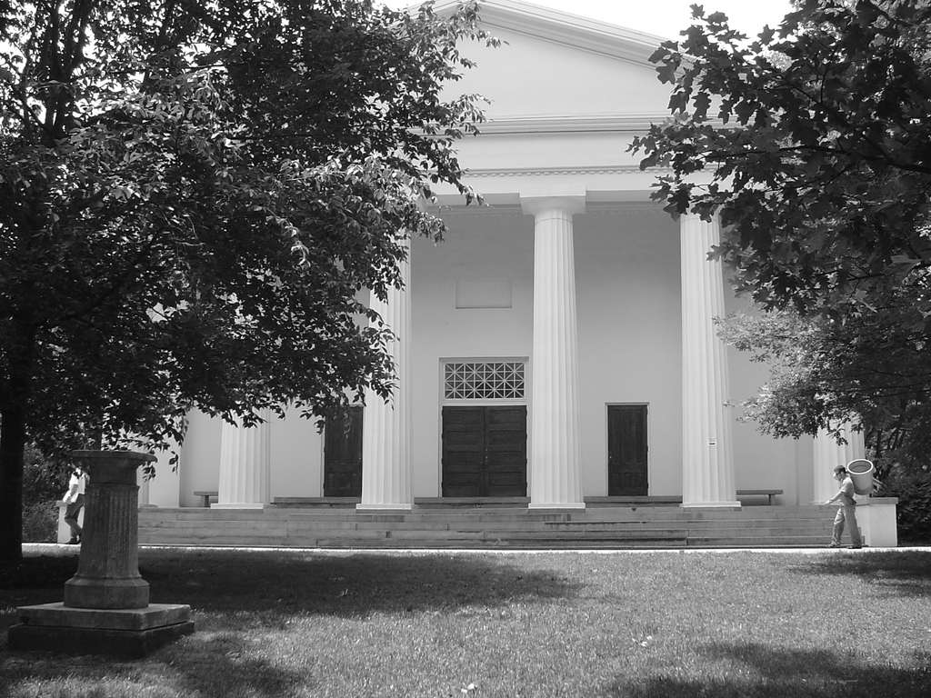 The Uga Chapel - Ceremony Sites - Herty Dr, Athens, GA, 30602, US