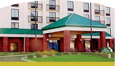 Courtyard By Marriott - Hotels/Accommodations - 310 S College Ave, Bloomington, IN, United States