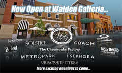 Walden Galleria - Attraction - 1 Walden Galleria, Cheektowaga, NY, United States
